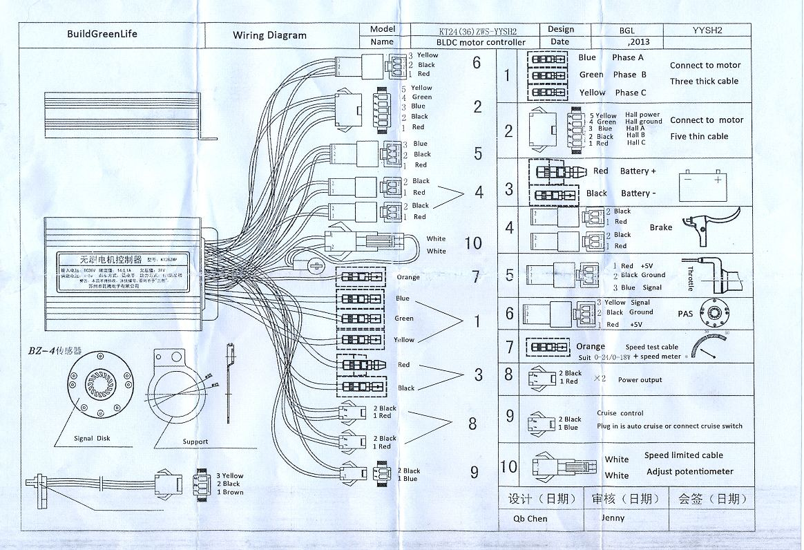 endless sphere com • view topic mxus controller wiring diagram image